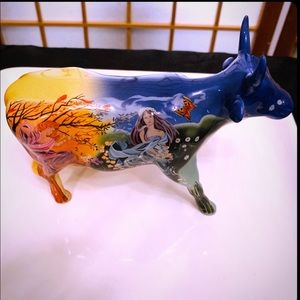 WESTLAND RETIRED COW ON PARADE 2001 FOUR SEASONS